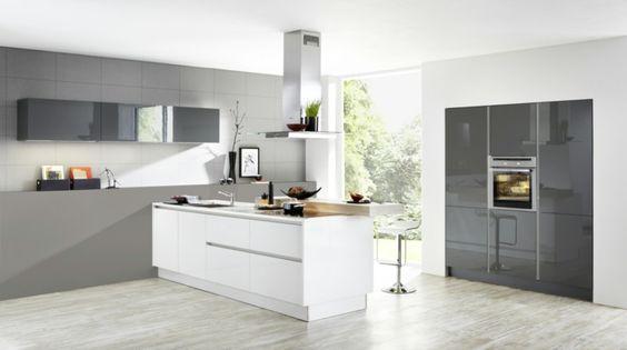 Wohnküchen Platz zum Leben nolte-kuechende Küchen_ideen