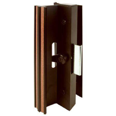 Home Improvement Extruded Aluminum Door Handle Sets Door Handles
