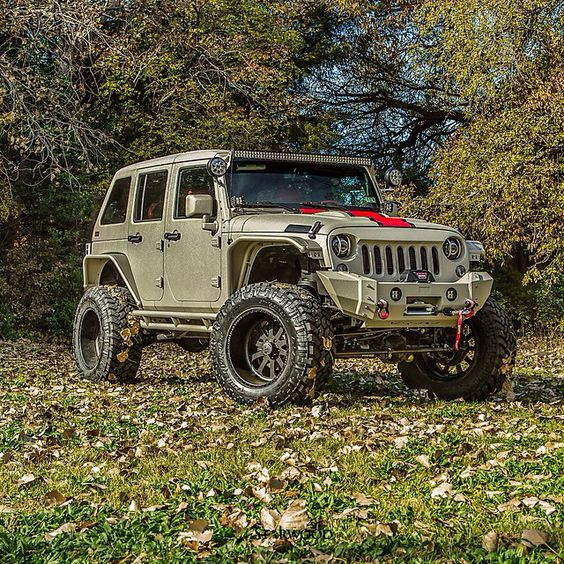 Starwood Custom Jeep