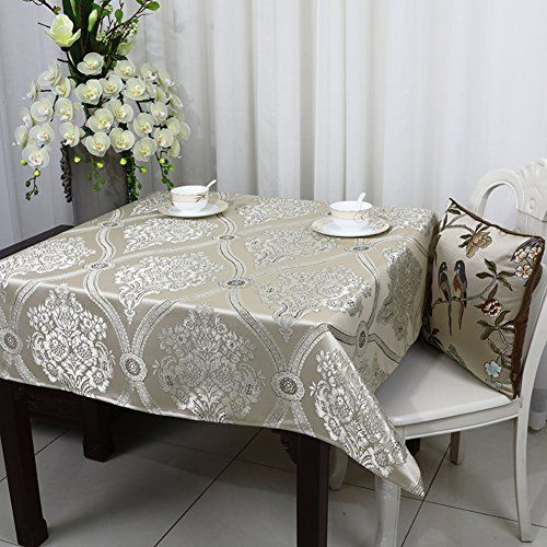 Classic Cotton Cloth Table Mat Cover 2020 Yemek Masasi Mutfak