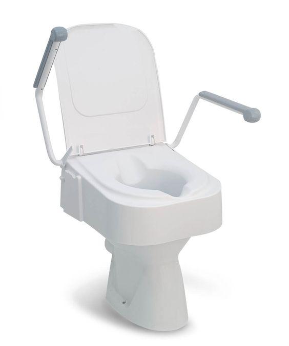 Drive Medical Toilettensitzerhöhung TSE 150 - mit und ohne Armlehne