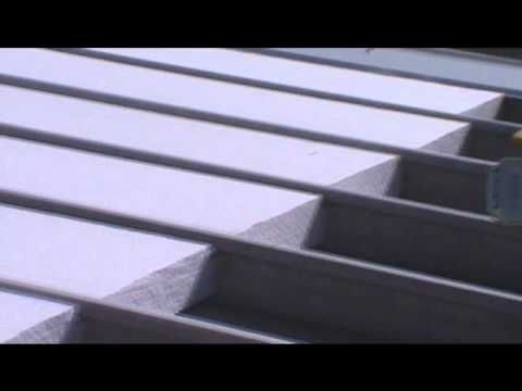 Pan Roof Insulating Youtube Roof Panels Roof Insulation Aluminum Roof