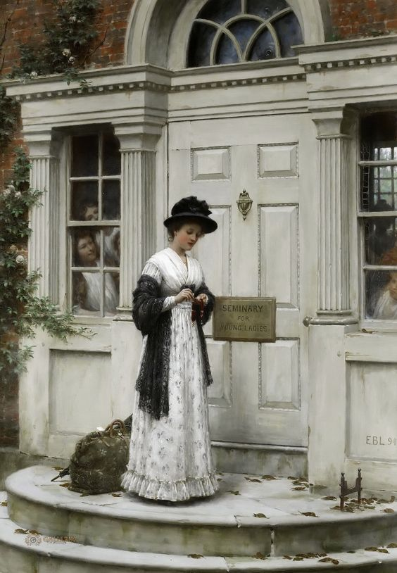 Realidad ficticia Modelo - Romantic World Edmund Blair Leighton,