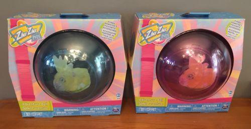 Electronic And Interactive 1082 Zhu Zhu Pets Adventure Ball