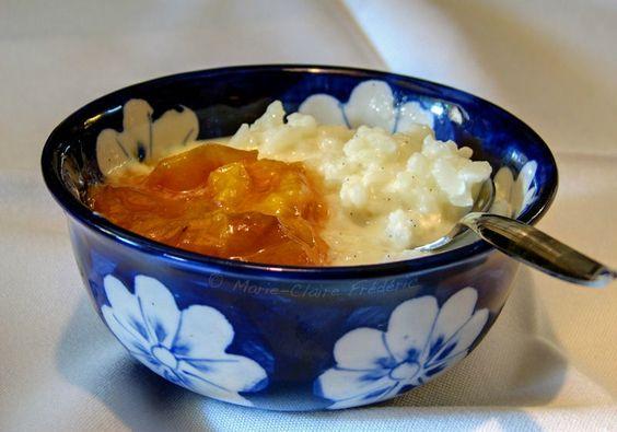 Le riz au lait parfait (si vous l'aimez onctueux et crémeux). Cette recette est vraiment parfaite!