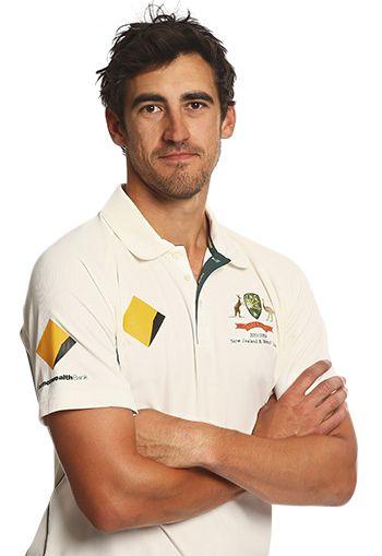69=: Mitchell Starc - Australia. Rating 357.