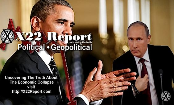 Obama Is Pushing Authorization For War… Against Russia!