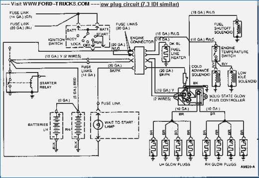 Hasil gambar untuk 7.3 powerstroke wiring diagram | Powerstroke, Diagram,  FordPinterest
