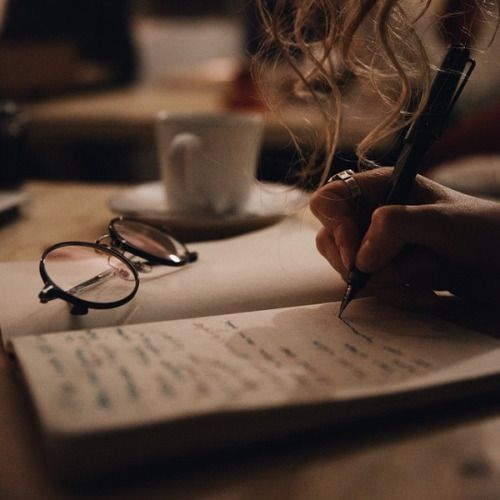 Writing. Oh how beautifully freeing it is to write. Just write. Whatever you feel, whatever is important to you. Just write. Write like it matters, and it will.