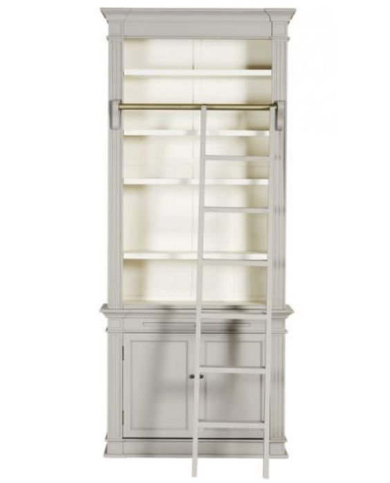 Excellent Ladder Style Bookcase Design Ideas With Percier
