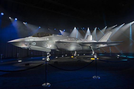 The first Israeli F-35A @ Lockheed Martin
