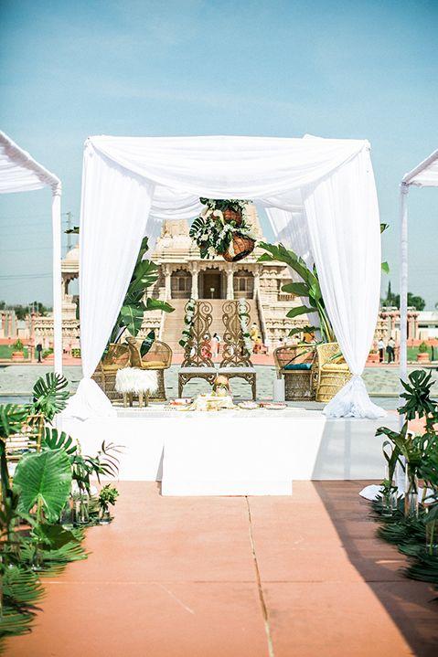 Payal Logan Hummingbird Nest Ranch Wedding Fusion Wedding Palm Springs Wedding