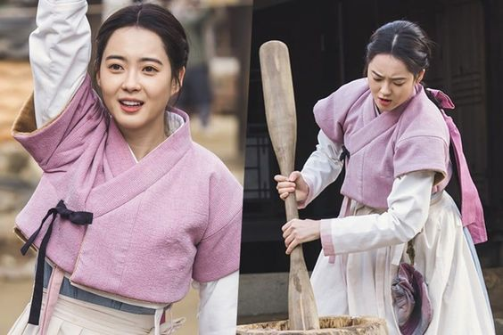 "Go Ara Transforms Into A Cook And Surprises Everyone With Her Strength In ""Haechi"""