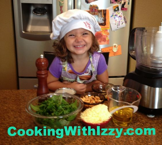 Cooking with Izzy: Mise En Place (Putting In Place)