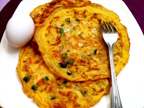 Image result for Everyone's Favorite Egg Dishes THE OLD FASHIONED OMELETTE