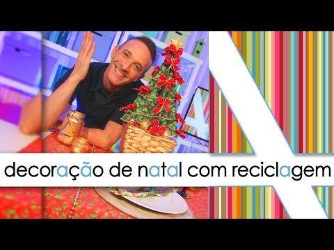Revista da Cidade- Decoração ceia de natal- 12/12/13 - YouTube