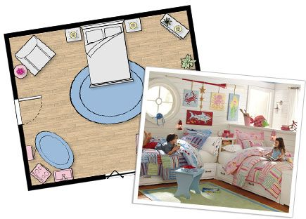 Room planner planners and pottery barn on pinterest for Interactive room layout