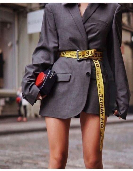 No Subestimes El Poder Del Cinturón En Tu Outfit – Cut & Paste – Blog de Moda