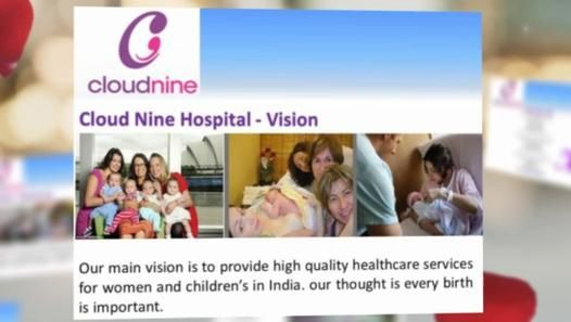 Cloud Nine Hospital is best pregnancy and maternity center in Bangalore India, deliver world-class healthcare services. For further information follow us on https://twitter.com/CloudnineCare