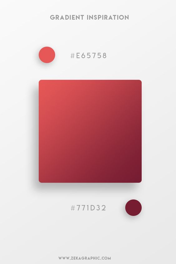 37 Beautiful Color Gradients For Your Next Design Project With
