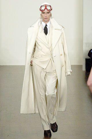 Ralph Lauren Fall 2005 Ready-to-Wear Fashion Show - Erin Wasson
