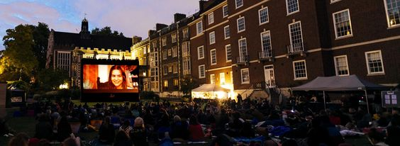 With over 1000 square metres of lovingly maintained lawns and award winning planting, the gardens of Middle Temple provide a beautiful oasis for guests to watch a film on a balmy evening.  There are views over the twinkling lights along the Embankment to the Thames and the stunning back drop of the Middle Temple Hall building which houses one of the finest Elizabethan Halls in the country! From the moment you step away from the bustle of London onto the cobbles of the lantern-lit Middle…
