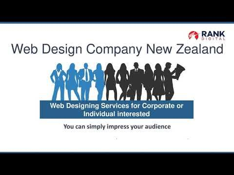 The Best Website Designing Company In New Zealand In 2020 Website Design Web Design Company Web Development Design