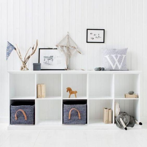 Habitaci n infantil n rdica y unisex la garbatella for Dormitorio infantil nordico