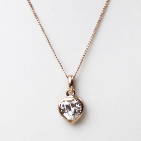 Halskette mit Swarovski Elements-Anhänger - Jetzt reduziert bei Lesara