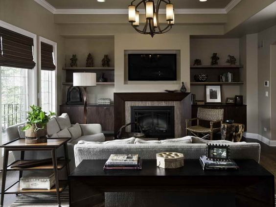 Divine Style Candice Olson Residing Rooms