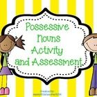 These activities align with Wonders 1st Grade Unit 2 Week 3 grammar skills, but it also works great for review, centers, and small group.  Enjoy!  ...