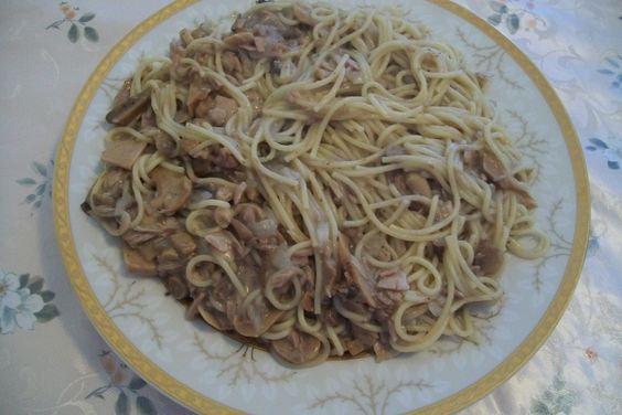 easy 8 minutes pasta.