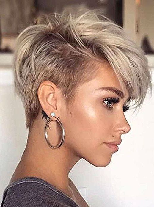 What Hairstyle Looks Exceptional In Older Women Edgy Hair Exceptional Hairstyle Older Women Edgy Short Hair Blonde Pixie Hair Hair Styles