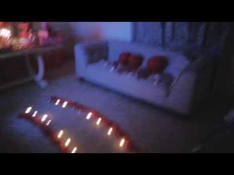 حفلة عيد زواج Marriage Day 10 4 219 Youtube Arabic Jokes Marriage Day Mirror Cake