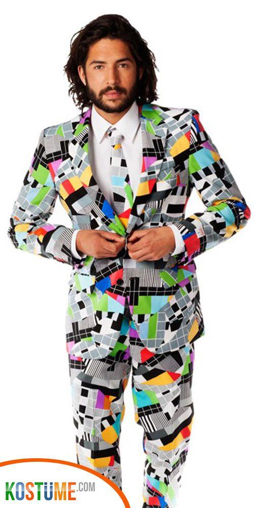 OppoSuits Testival Anzug | Anzug, Modestil, Maßanzug