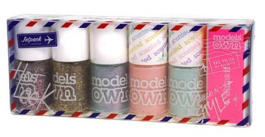 MODELS OWN NAIL POLISH GIFT SET
