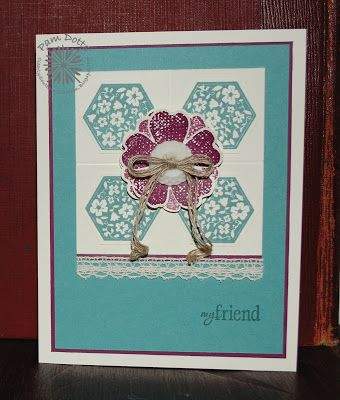 Clearly Southern Stampin': Flower Shop - #GDP010