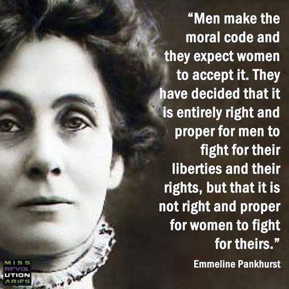 """Emmeline Pankhurst (born Goulden; 15 July 1858 – 14 June 1928) was a British political activist and leader of the British suffragette movement who helped women win the right to vote. In 1999 Time named Pankhurst as one of the 100 Most Important People of the 20th Century, stating: """"she shaped an idea of women for our time; she shook society into a new pattern from which there could be no going back."""""""