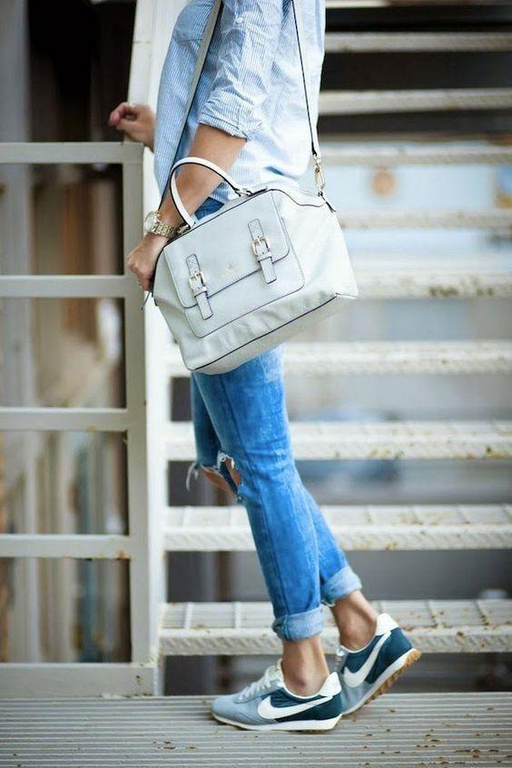Spor Ayakkabi Kombinleri Bayan Spor Ayakkabi Modelleri Moda Stilleri Stil Ilhami Ayakkabilar