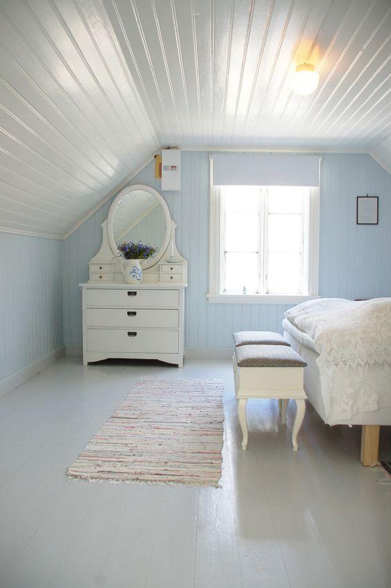 Shabby and Charme: Rural nordic shabby a casa di Mona
