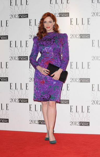 Christina Hendricks:  The epitome of what a real woman looks like...in my humble opinion.