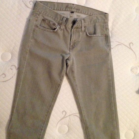 Ralph Lauren Black Label jeans Ralph Lauren grey straight leg jeans Ralph Lauren Jeans Straight Leg
