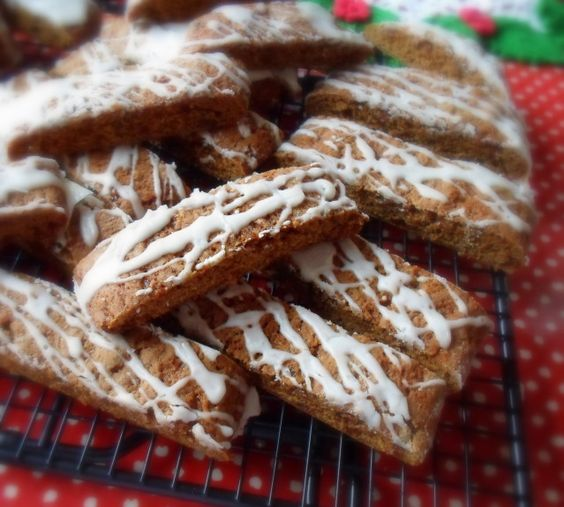 The English Kitchen: Christmas Hermit Cookies