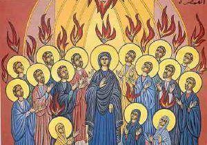 Homélie du Père Bastien Romera pour la Solennité de la Pentecôte. Nous avons une seule bouche et deux oreilles !