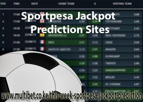 Sportpesa betting predictions soccer spread betting beginner crochet