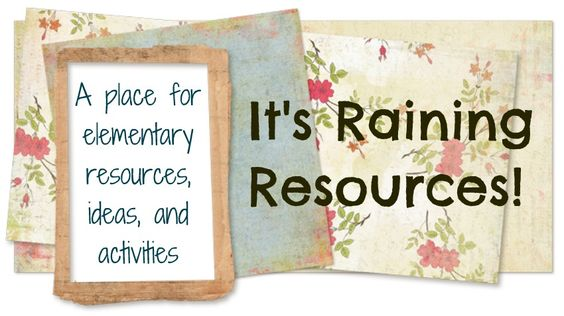 It's Raining Resources!