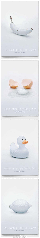 """[Pub] Jildent Clinique (clinique de chirurgie dentaire esthétique) - """"We Don't Like Yellow"""""""
