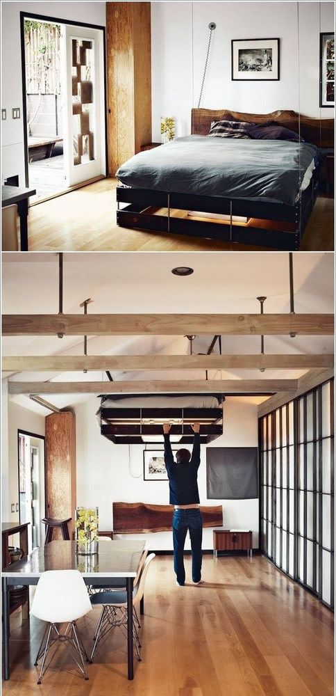 Murphy Beds For Small Spaces Beds For Small Spaces Tiny House
