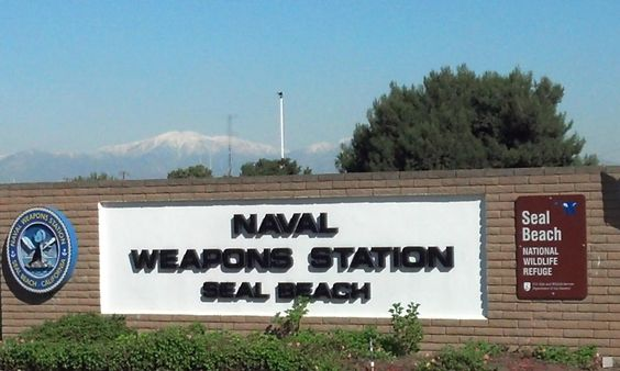 Naval Weapons Station Seal Beach Housing