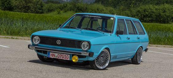 1976er VW Passat Variant: Als A-Säulen noch keine Wände waren